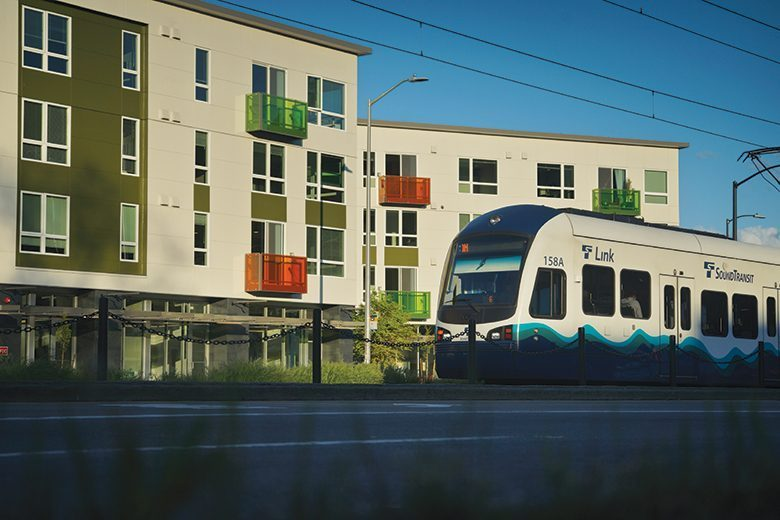 Seattle's Mass-Transit Growth Could Spark Creation of High