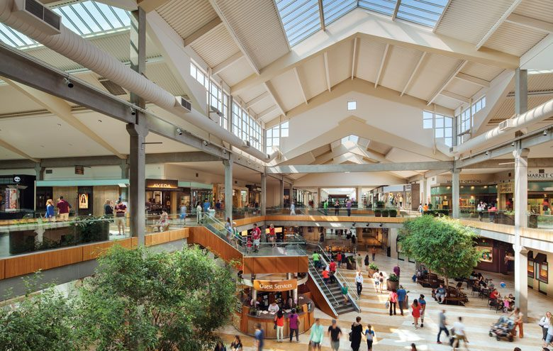 Do Shopping Malls Actually Have a Future in the Seattle Area