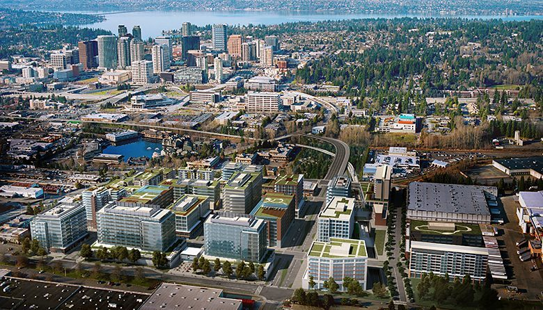 Seattle's Mass-Transit Growth Could Spark Creation of High-Rise
