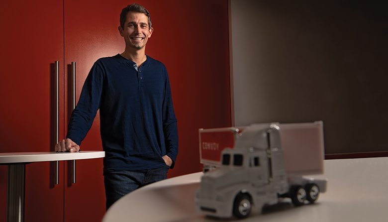 Freight Broker Convoy's Tech Touch Is Paying Off in the Long Haul