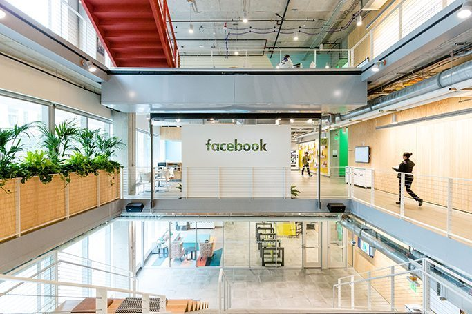 The social media behemoth is occupying the just-completed Arbor Blocks 300 office building