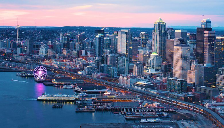 Development In Seattle S Urban Core Continues At An Explosive Pace New Report Shows Seattle Business Magazine