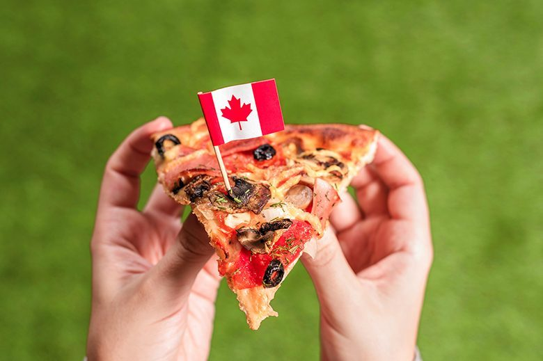 The pizza chain has inked a deal that will bring five outlets to Vancouver Island