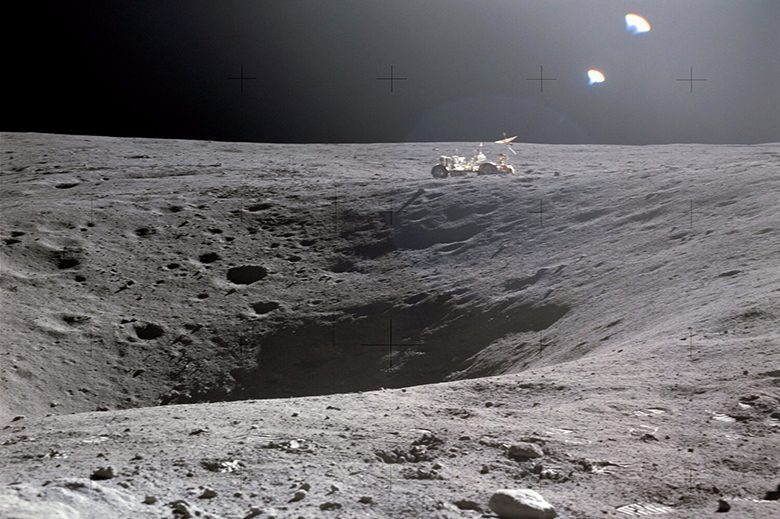 The goal of the mission would be to lay the groundwork for an extended human presence on the moon