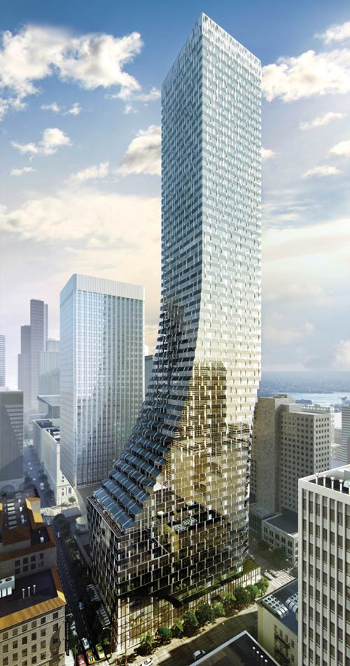On Reflection: A New Rainier Square | Seattle Business