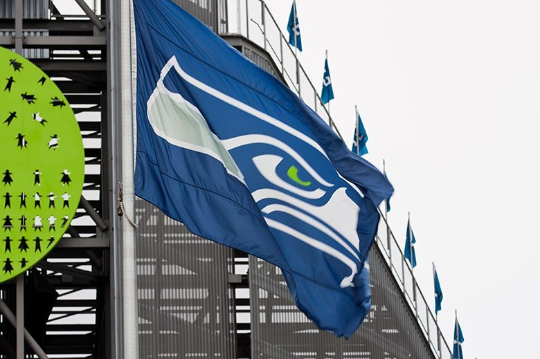 The pact allows Seattle's NFL franchise to develop a gridiron-analytics platform powered by artificial intelligence