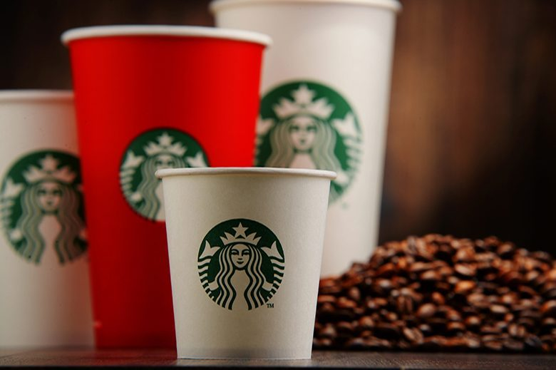 Starbucks was initially criticized for the August launch