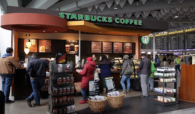 Seattle coffee-chain company is hoping to reap a future innovation dividend
