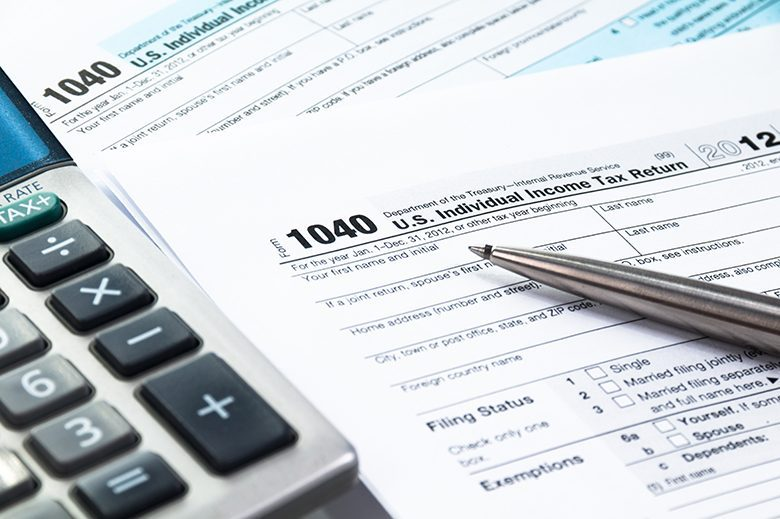 The consequences of that unpaid tax debt can be severe for individuals, a new report states, including wage garnishment and asset seizure