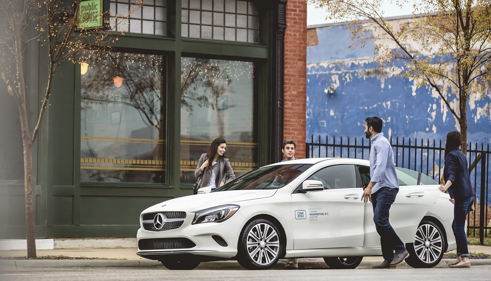 Every Car2go In Seattle Will Soon Be A Mercedes Benz Seattle