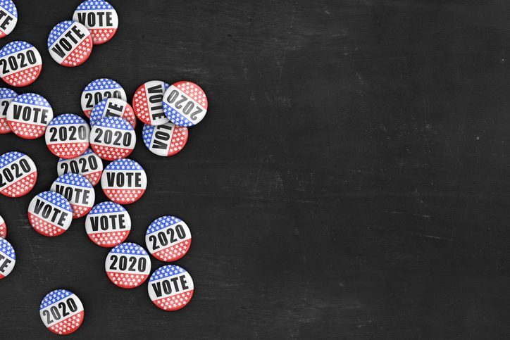 Voter registration training will take place over Zoom Friday, Sept. 18