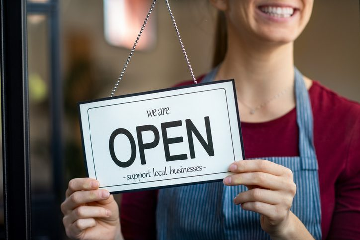 Statewide, Washington, Oregon and Hawaii have the highest percentage of women business owners