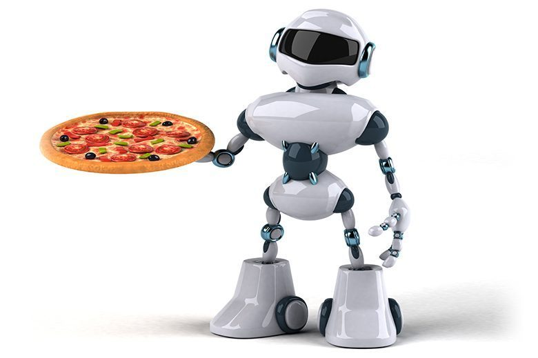 Seattle startup Picnic developed the cloud-powered pizza-production platform as a food-service solution for businesses large and small