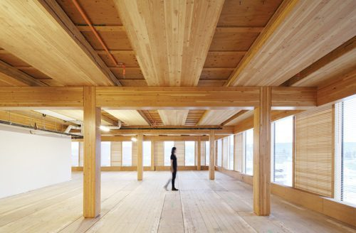 Cross-laminated Timber: the Future of Building? | Seattle