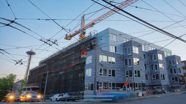 A number of construction projects are underway in Seattle's Uptown neighborhood, aka Lower Queen Anne, with some 10 new development projects slated for completion this year.