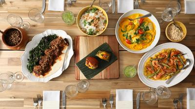 Alcove restaurant in Ravenna serves elevated Brazilian food