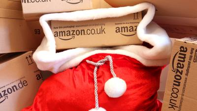 The world's largest online retailer had its 'biggest shopping day' in company history