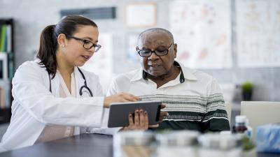 Expanding demand for health care access, along with an aging population, are driving factors