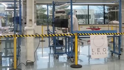 New LeoStella facility is slated to produce 20 small satellites for Seattle-based BlackSky's Earth-observation platform