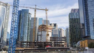 More than two dozen building projects are slated to be completed this year
