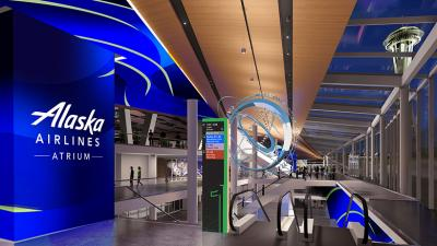 The sponsorship deal provides Alaska with branding rights at the New Arena at Seattle Center