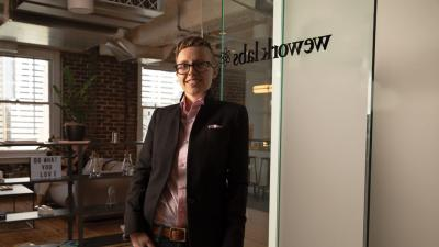 Elizabeth Scallon, who oversees WeWork Labs Northwest, applies scientific rigor to the world of entrepreneurship and business startups.