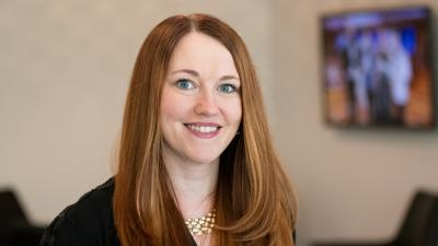 Seattle Business magazine's Daring Woman of the week is Pushpay's Clare Gould