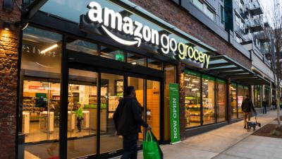 Amazon debuted the first Go grocery store in the U.S. in Seattle's Capitol Hill neighborhood in February